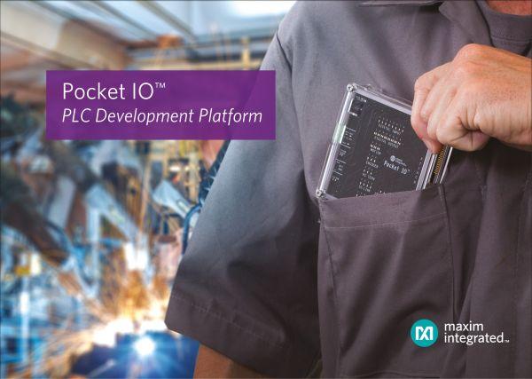 03-Pocket IO PLC Development Platform