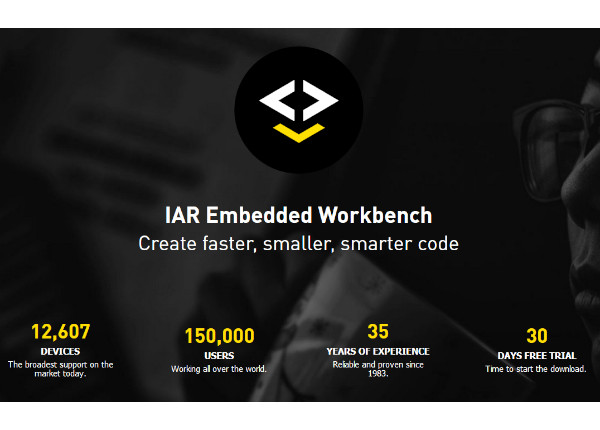 IAR Embedded Software RISC-V