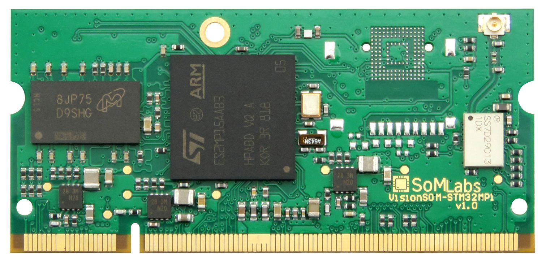 STM32MP: przełomowa nowość w ofercie STMicroelectronics