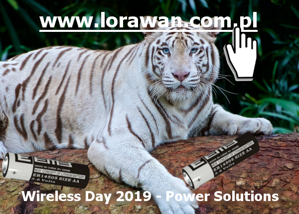Wireless Day power solutions