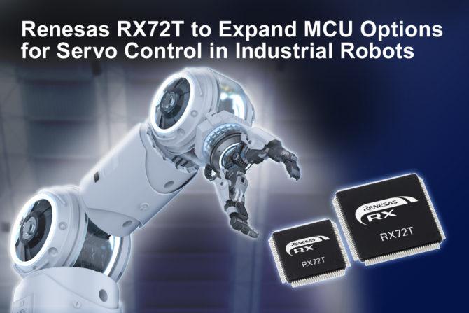 Renesas RX72T