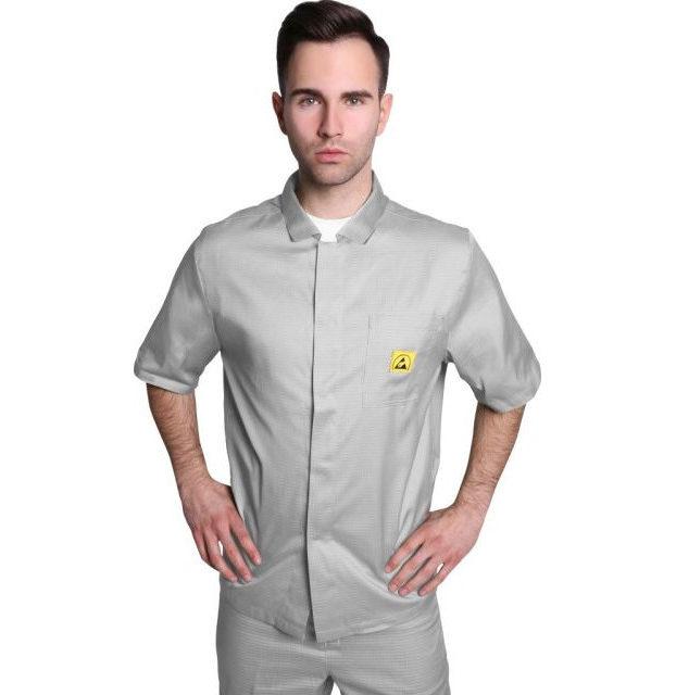 Koszula ESD REECO z krótkim rękawem_640x640
