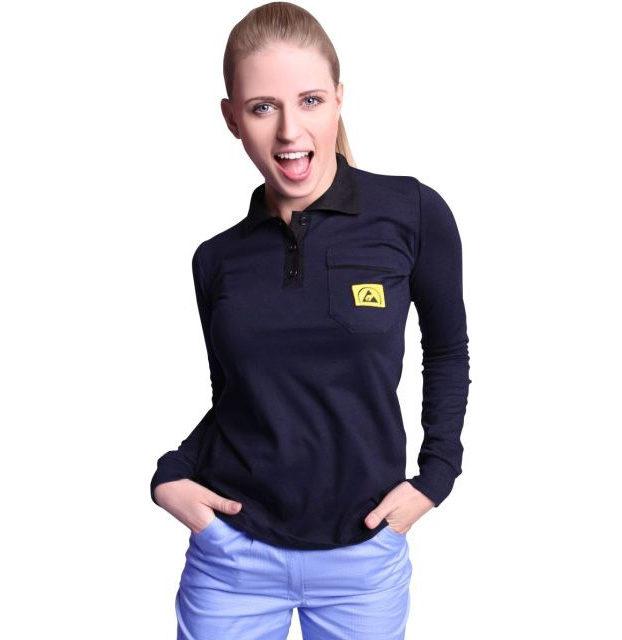 Koszulka Polo antystatyczna Reeco z długi rękawem_640x640