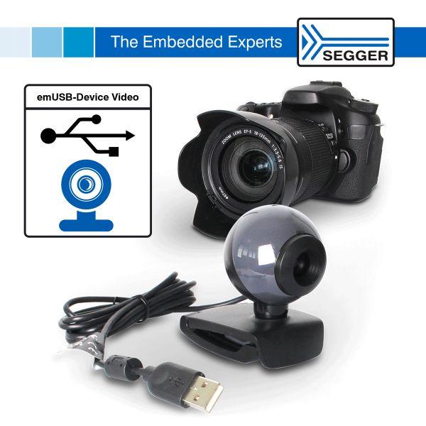 Wideo w emUSB-Device