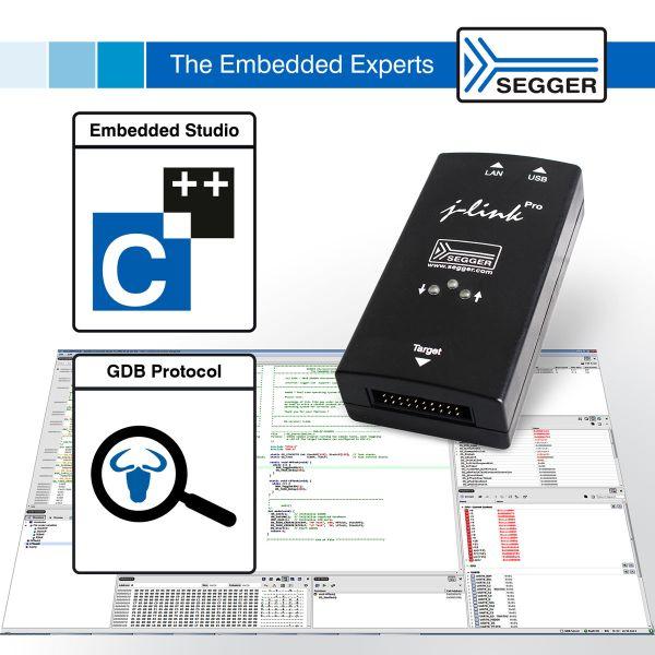 Segger Embedded Studio GDB