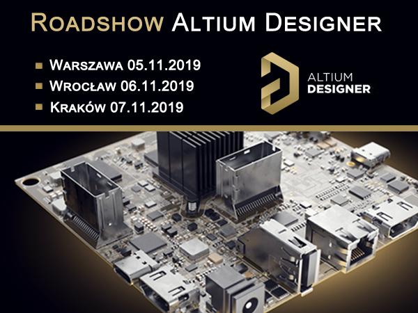 Roadshow Altium Designer 20