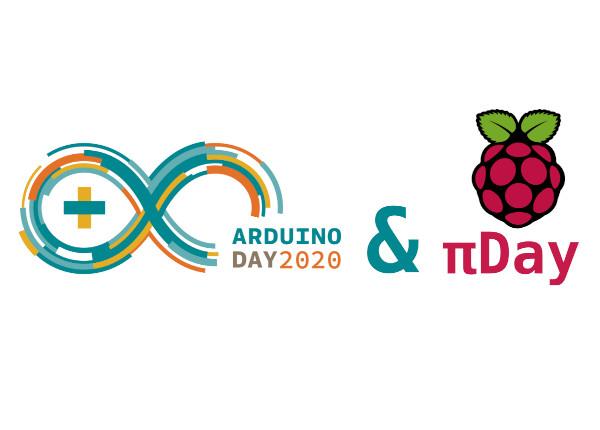 Arduino & Raspberry Pi Day