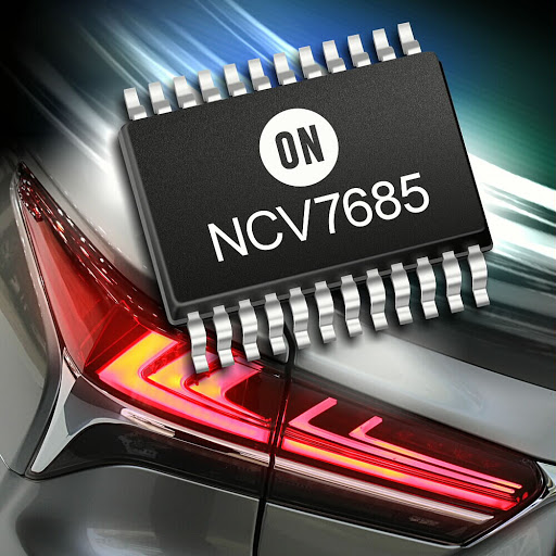 ON Semiconductor sterownik LED automotive