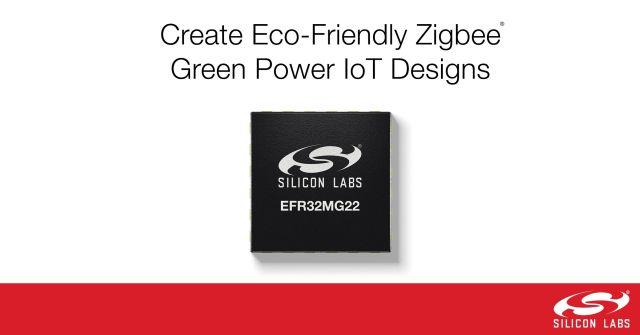 Silicon Labs MG22 Zigbee Green Power