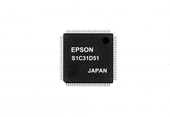 Epson S1C31D51