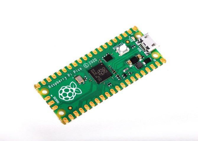 Płytka Raspberry Pi Pico